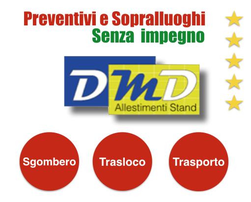 Sgomberi Trasporti e Traslochi da Verona e Provincia