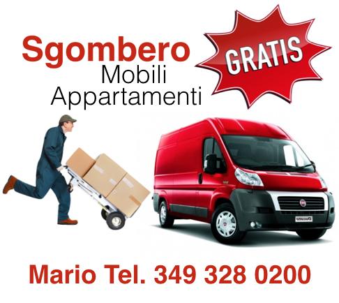 Sgombero Appartamenti Cantine a Verona