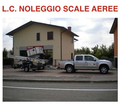 L.C. NOLEGGIO SCALE AEREE Verona