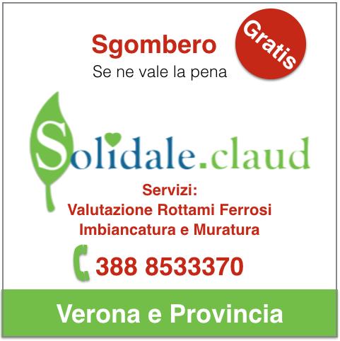 Impresa Svuota Appartamenti Verona Solidale