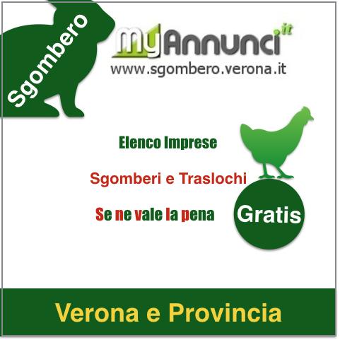 Svuota Capannoni Verona