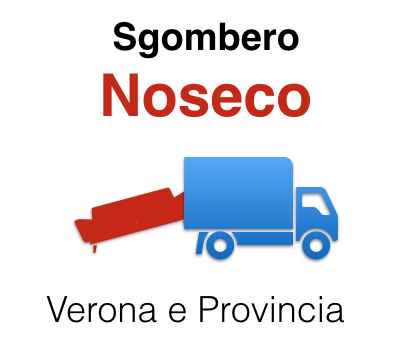 Ditta Noseco Svuota e Sgombera Appartamenti a Verona