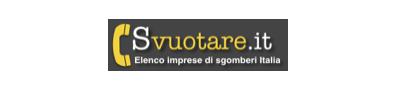 Elenco ditte Svuota appartamenti Italia